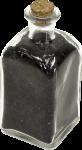 carbon activo botella