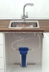 instalacion filtro de carbon activo nosslin